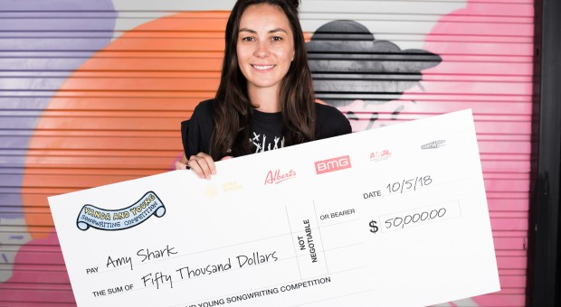 2018 1st place Amy Shark (photo Bobby Rein)