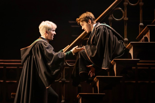23. The Australian company of Harry Potter and the Cursed Child. Photo Matthew Murphy._2842