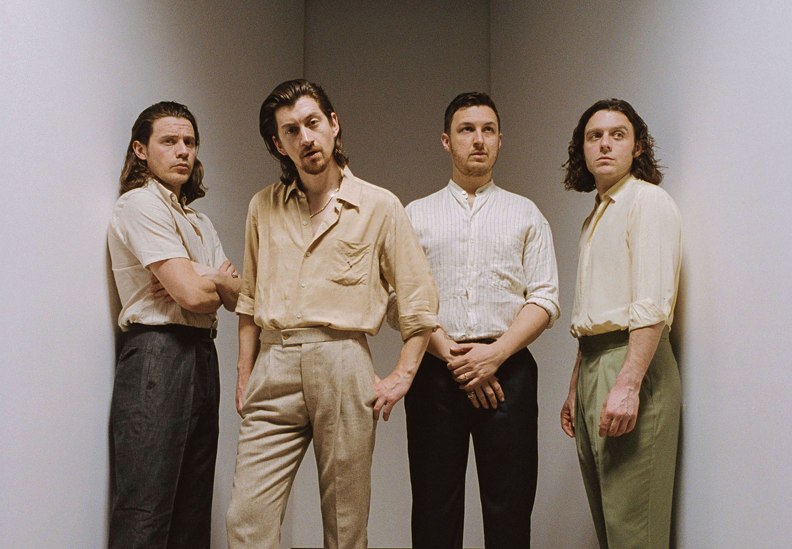 Arctic Monkeys - 2018m (Zackery Michael) 2