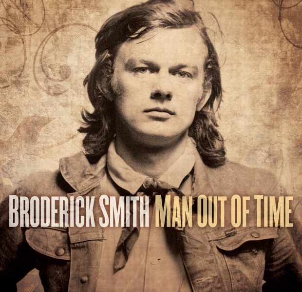 Broderick Smith - Man Out Of Time - Album Art copy