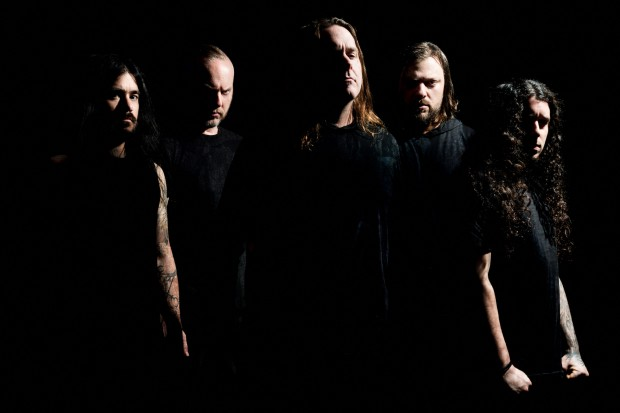 Cattle Decapitation. Photo by Alex Solca.