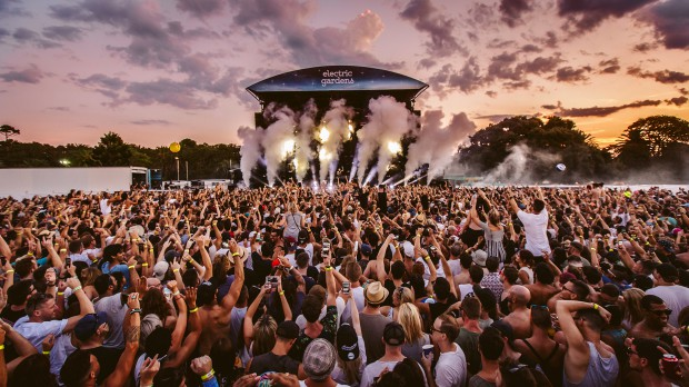 ELECTRIC GARDENS FESTIVAL ANNOUNCES LINE-UP