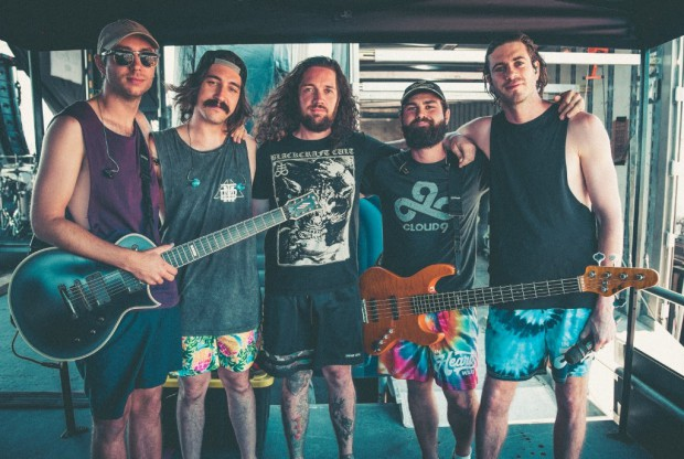 In Hearts Wake return for the Summer Setlist Tour | Forte