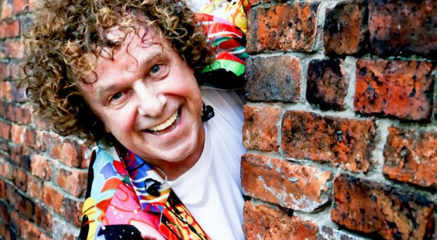 Leo Sayer 2018 (credit Ed Fielding)