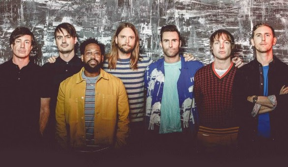 MAROON 5 ARE BRINGING THEIR RED PILL BLUES WORLD TOUR TO AUSTRALIA