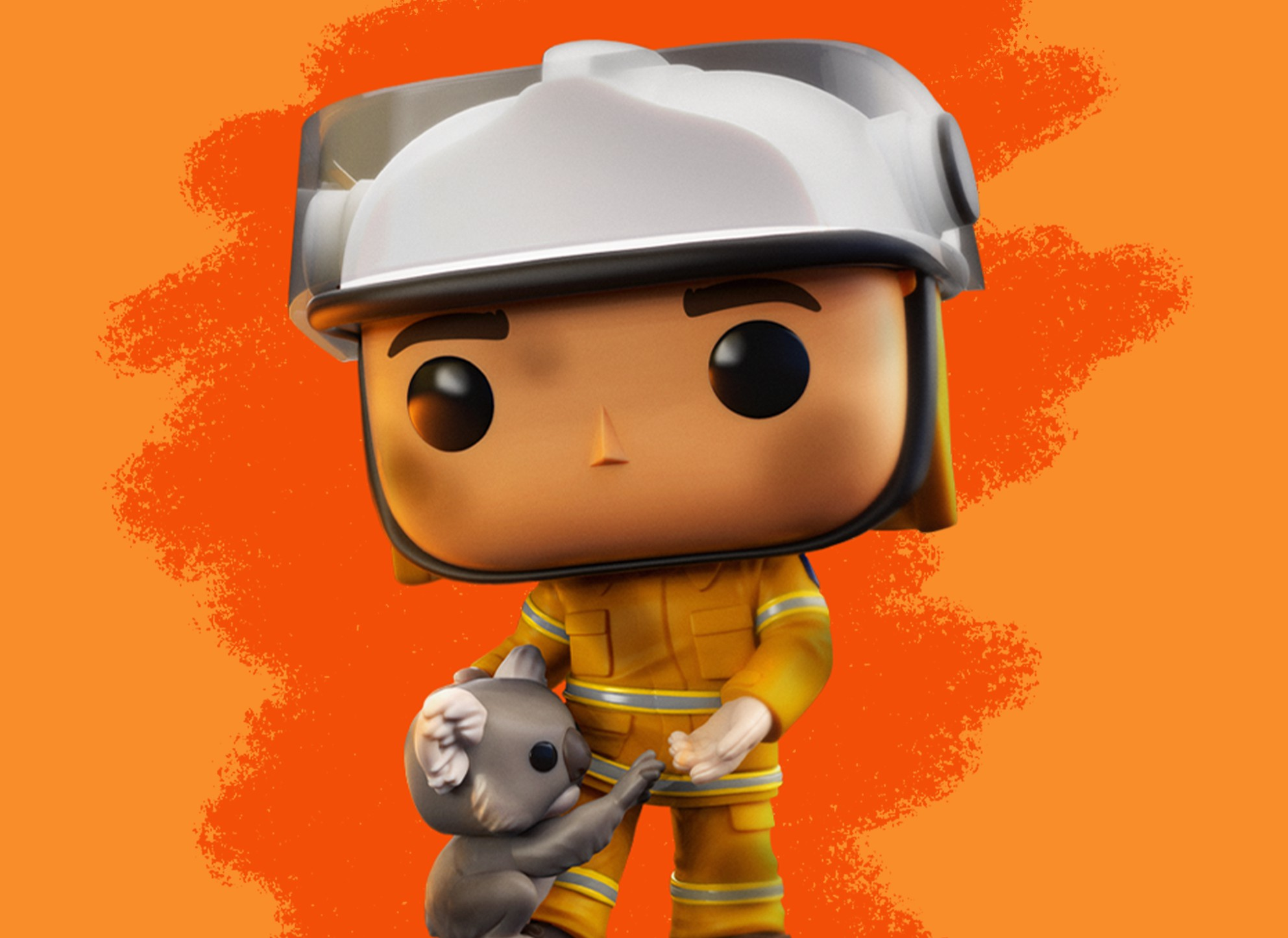 Popcultcha-Exclusive-RSPCA-Charity-Bushfire-Heroes-Pop-Square-01