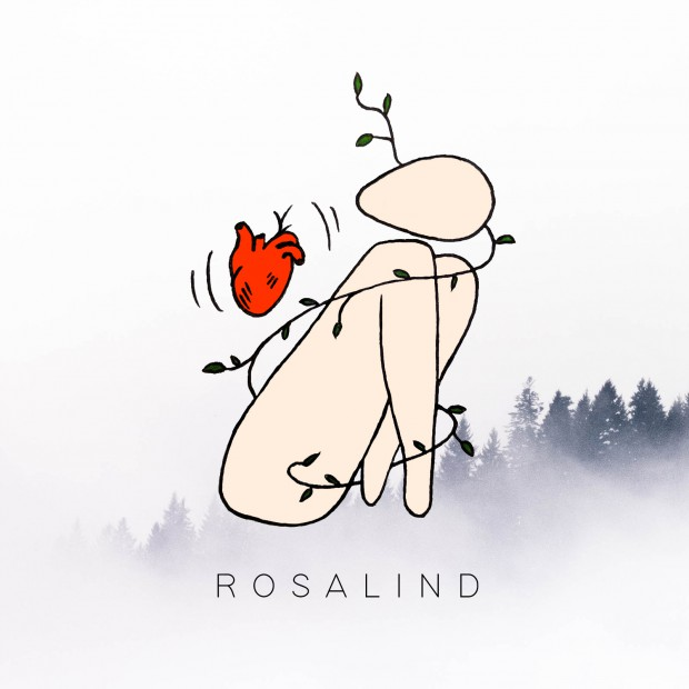 Rosalind EP Cover Art