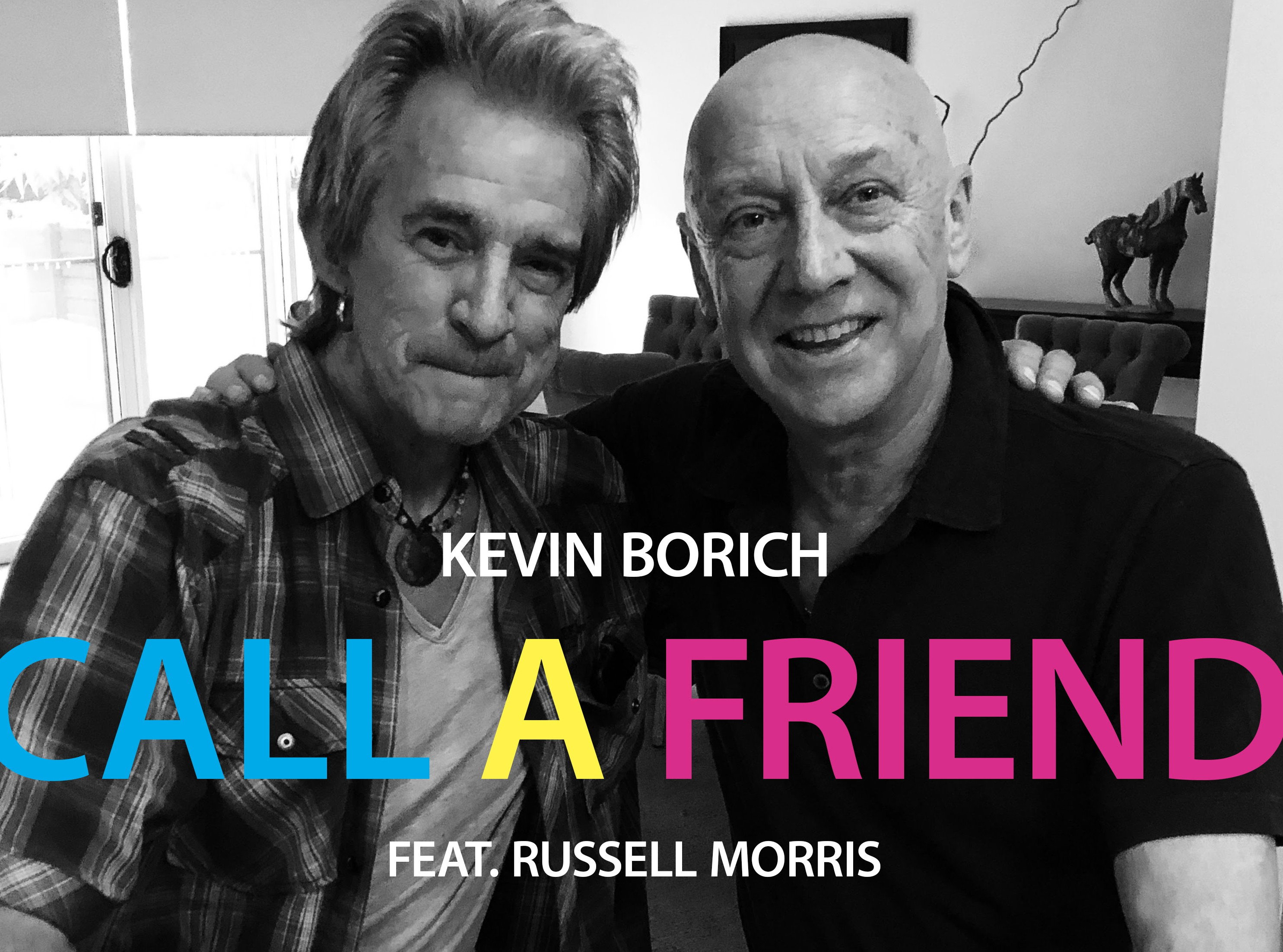 Single review - Kevin Borich - Call A Friend