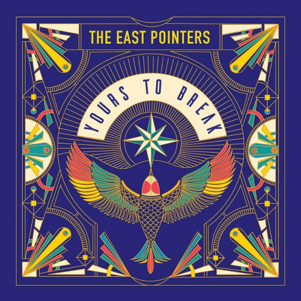 The-East-Pointers-YOURS-TO-BREAK-release-set-for-October-25