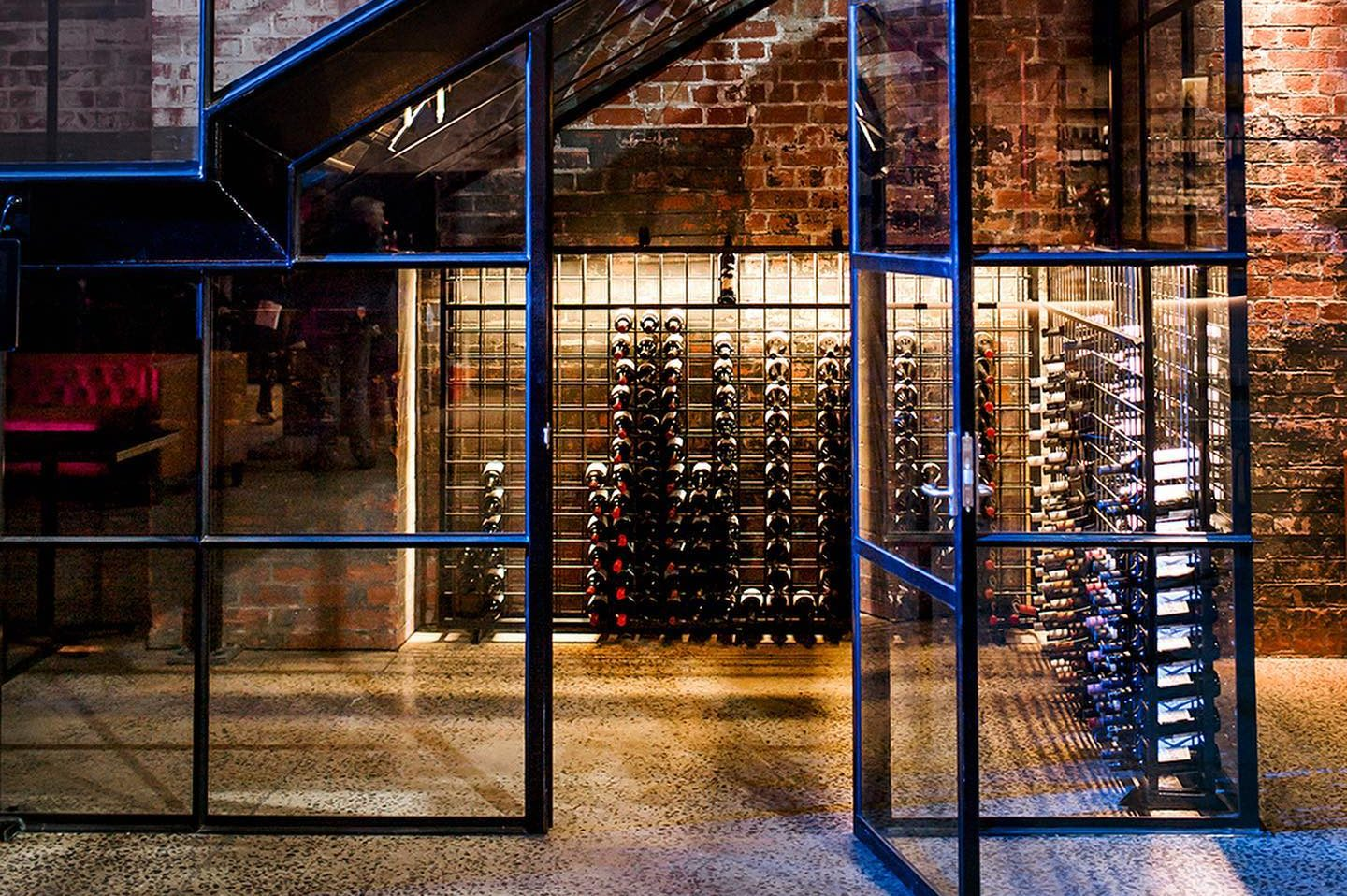 1915 is the whimsical new restaurant set inside a 100-year-old red ...
